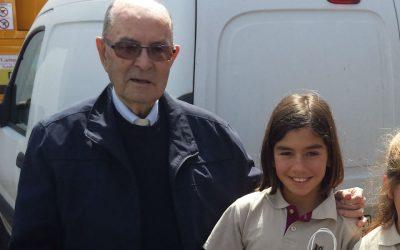 D. Manuel Martins foi para o Pai