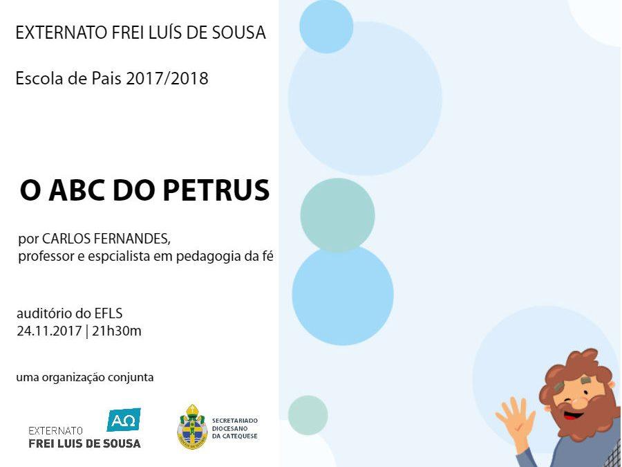 ABC DO PETRUS – Escola de Pais