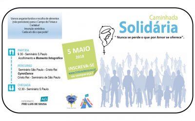Caminhada Solidária Frei