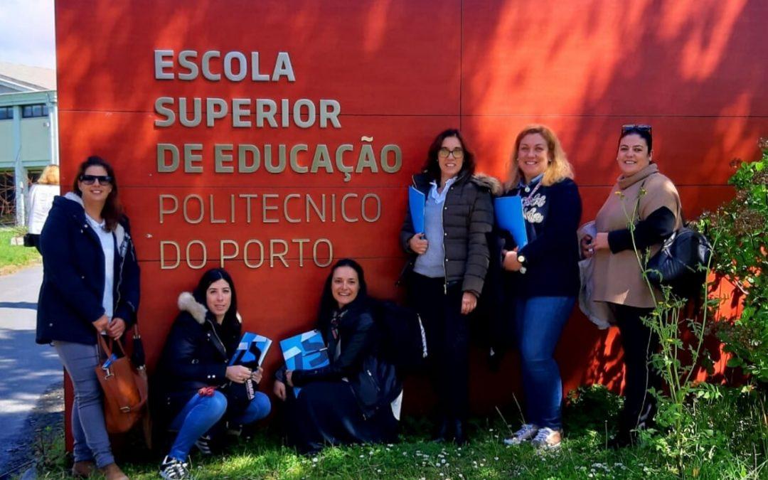 Projetos do Frei na ESE Porto