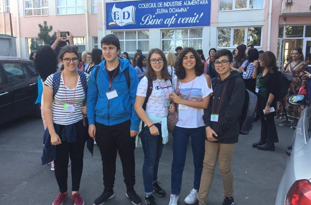 Frei em Erasmus na Roménia