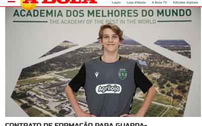 Sporting contrata aluno do Frei