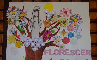 Florescer com Maria