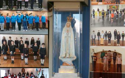 30 Coros infantis louvam Nossa Senhora